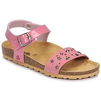 Pantofi Fete Sandale  Citrouille et Compagnie IHITO Roz