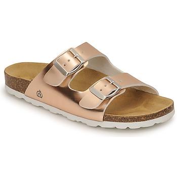 Pantofi Fete Papuci de vară Citrouille et Compagnie MISTINGUETTE Bronz