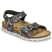 Pantofi Fete Sandale  Citrouille et Compagnie RELUNE Negru