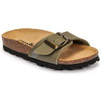 Pantofi Băieți Papuci de vară Citrouille et Compagnie OKIKOU Kaki