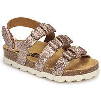 Pantofi Fete Sandale  Citrouille et Compagnie OLIA  multicolor
