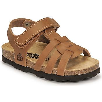 Pantofi Băieți Sandale  Citrouille et Compagnie JANISOL Maro