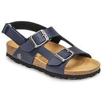 Pantofi Băieți Sandale  Citrouille et Compagnie KELATU Albastru / Culoare închisă