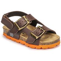 Pantofi Băieți Sandale  Citrouille et Compagnie KELATU Maro