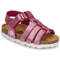 Pantofi Fete Sandale  Citrouille et Compagnie MALIA Roz