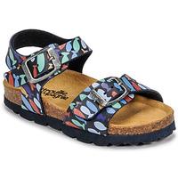 Pantofi Băieți Sandale  Citrouille et Compagnie RELUNE Multicolor