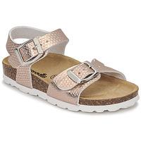 Pantofi Fete Sandale  Citrouille et Compagnie RELUNE Bronz