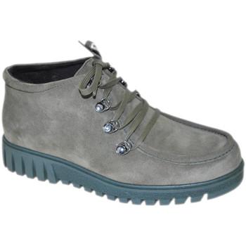Pantofi Femei Ghete Calzaturificio Loren LOE0699kaki verde