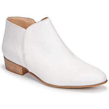 Pantofi Femei Ghete JB Martin AGNES Alb