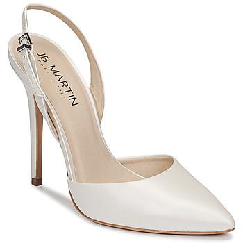 Pantofi Femei Pantofi cu toc JB Martin JEANNE Silver