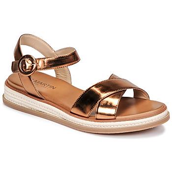 Pantofi Femei Sandale  JB Martin JENS Alamă