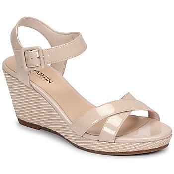 Pantofi Femei Sandale  JB Martin QUERIDA Nude