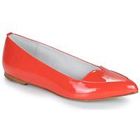 Pantofi Femei Balerin și Balerini cu curea JB Martin ANGELINA Portocaliu