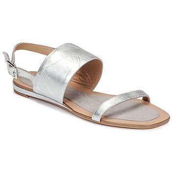 Pantofi Femei Sandale  JB Martin AVERY Silver