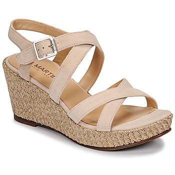 Pantofi Femei Sandale  JB Martin DARELO Bej-nisip