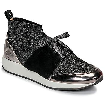 Pantofi Femei Pantofi sport Casual JB Martin KASSIE SOCKS Negru