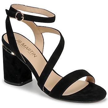 Pantofi Femei Sandale  JB Martin KRYSTEN Negru