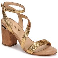 Pantofi Femei Sandale  JB Martin KRYSTEN Gold