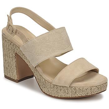 Pantofi Femei Sandale  JB Martin XIAO Bej-nisip