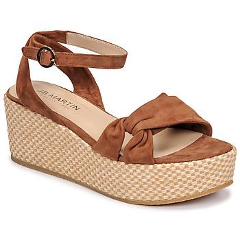 Pantofi Femei Sandale  JB Martin CAPRI Tan