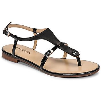 Pantofi Femei Sandale  JB Martin GAELIA Negru