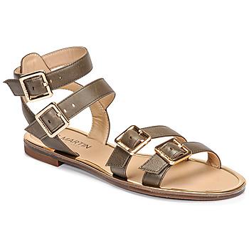 Pantofi Femei Sandale  JB Martin GAPI Olive