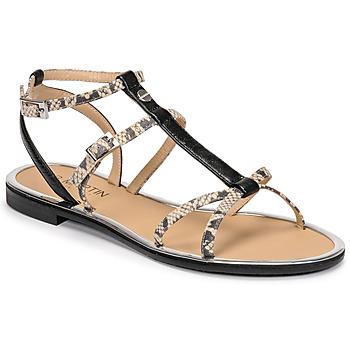 Pantofi Femei Sandale  JB Martin GRIOTTES Alb