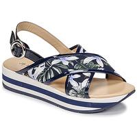 Pantofi Femei Sandale  JB Martin ILANG Albastru