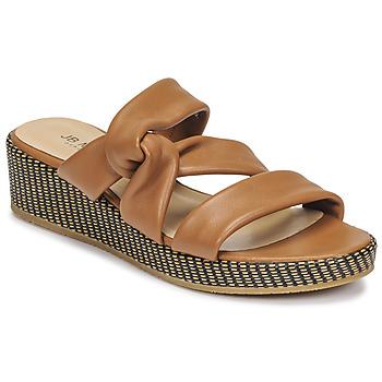 Pantofi Femei Sandale  JB Martin JAM Tan