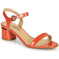 Pantofi Femei Sandale  JB Martin MALINA Corai