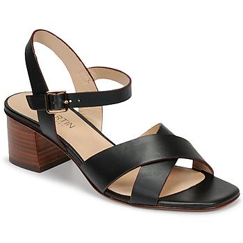 Pantofi Femei Sandale  JB Martin OXIA Negru