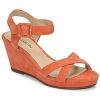 Pantofi Femei Sandale  JB Martin QUERIDA Papaye