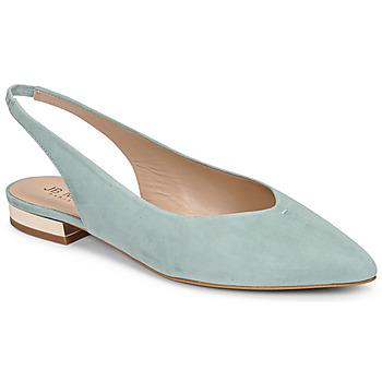 Pantofi Femei Balerin și Balerini cu curea JB Martin VELANI Azur
