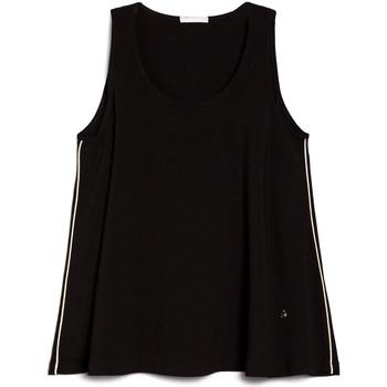 Îmbracaminte Femei Topuri și Bluze NeroGiardini E062790D Negru