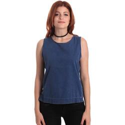 Îmbracaminte Femei Topuri și Bluze Fornarina SE175J70D883SK Albastru