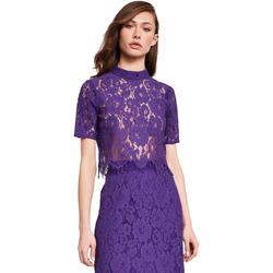 Îmbracaminte Femei Topuri și Bluze Gaudi 921FD45001 Violet