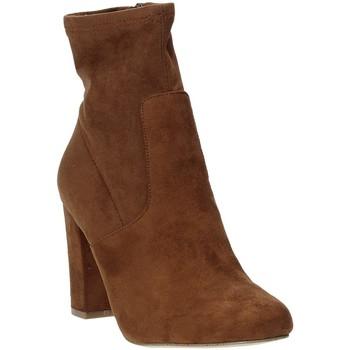 Pantofi Femei Botine Steve Madden SMSPATTIE-SBRWN Maro