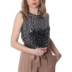 Îmbracaminte Femei Topuri și Bluze Fracomina FR20SP634 Negru