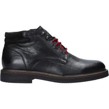 Pantofi Bărbați Ghete Exton 852 Negru