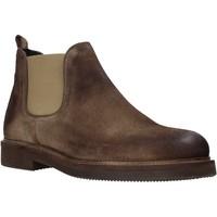 Pantofi Bărbați Ghete Exton 850 Maro
