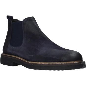 Pantofi Bărbați Ghete Exton 850 Albastru