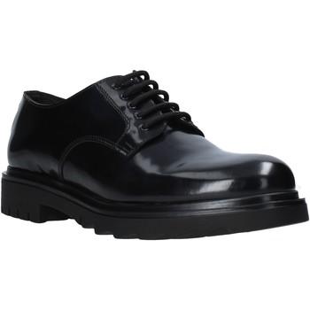 Pantofi Bărbați Pantofi Derby Exton 608 Negru