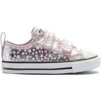 Pantofi Copii Pantofi sport Casual Converse 769706C Argint
