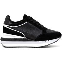 Pantofi Femei Pantofi sport Casual Café Noir DN626 Negru