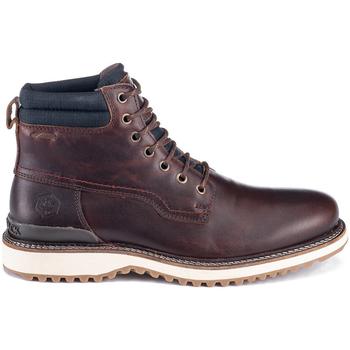 Pantofi Bărbați Ghete Lumberjack SM97301 002 M08 Maro