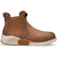 Pantofi Bărbați Ghete Docksteps DSM105601 Maro