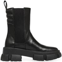 Pantofi Femei Ghete Steve Madden SMSTRANSAM-BLK Negru