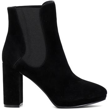 Pantofi Femei Botine Café Noir MD541 Negru