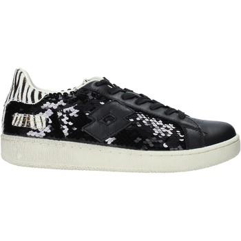 Pantofi Femei Pantofi sport Casual Lotto 215168 Negru