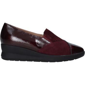 Pantofi Femei Mocasini Soffice Sogno I20602 Violet